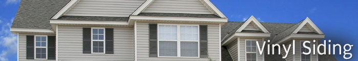 Vinyl Siding in MI, including Sterling Heights, Farmington & Troy.